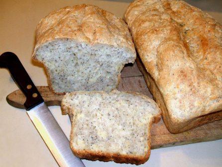 Twelve Grain Poppyseed Bread