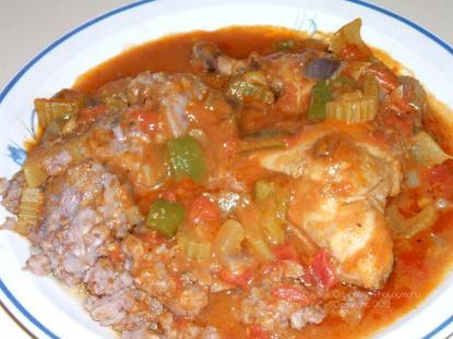 Chicken Eugenio