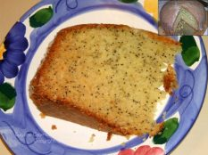 Lemon-Poppyseed Cake Eugenio