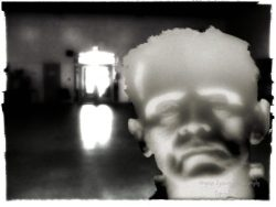 There is a classic, scary image that remains forever eerie in my mind, the Boris Karloff, Frankenstein monster.