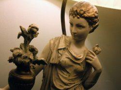 Athena lamp