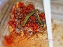 Basa fish fillet dish