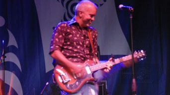 Lead guitar in Showtime MtlJazz 2014