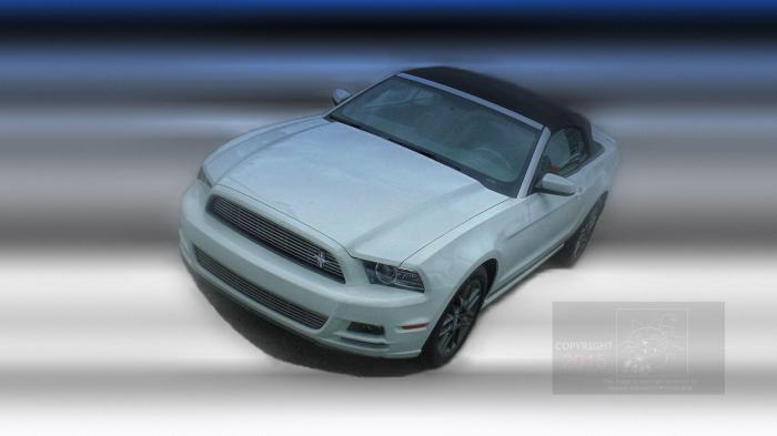 My dream something new 2015, is Ford Mustang convertible.