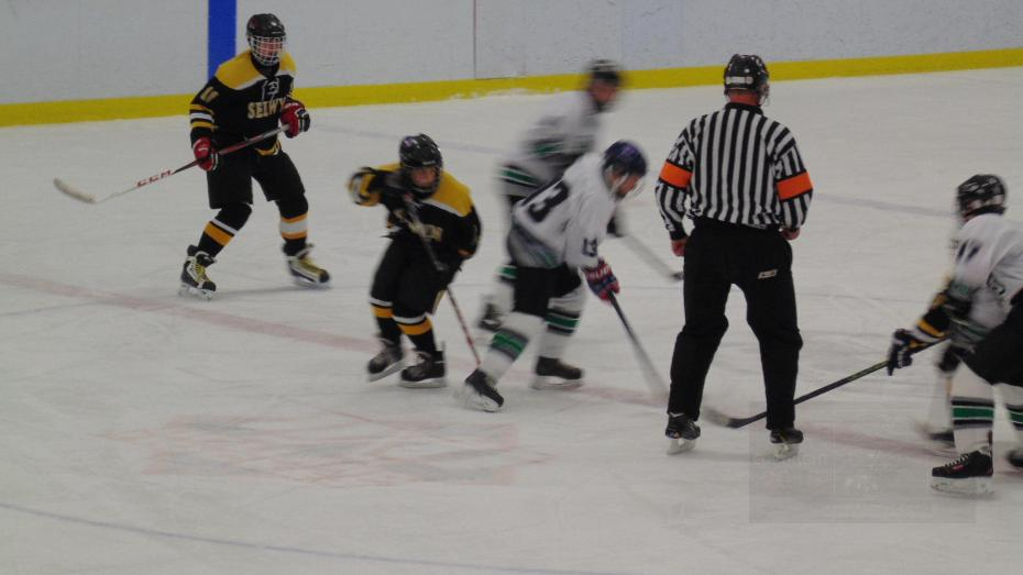 faceoff action