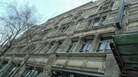 This Montreal 'Main' old facade is from greystone era.