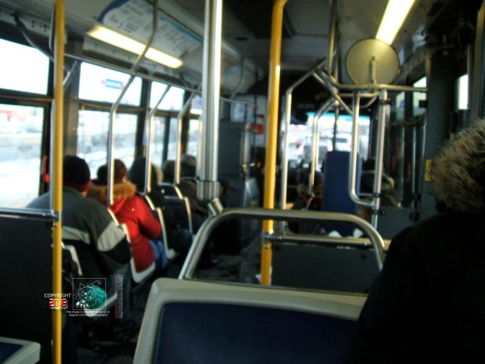 Bus time is always long compared to using a subway available just about everywhere else in North America.