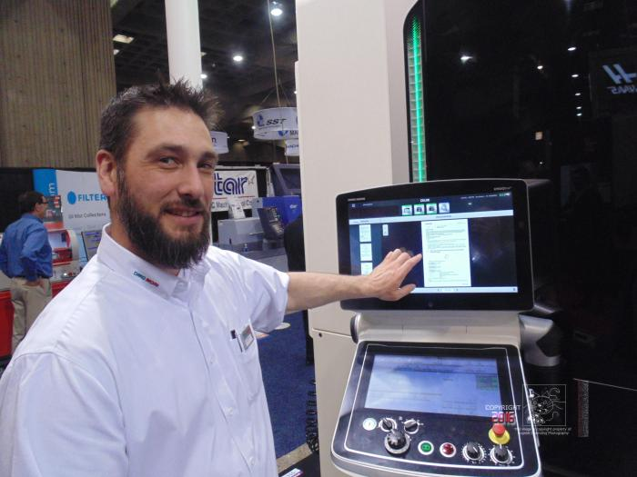 The simple dream of owning a sophisticated DMG-MORI machining center became real.