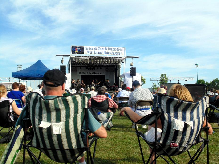 This summer music fest, the West Island Blues Festival, delighted hundreds.