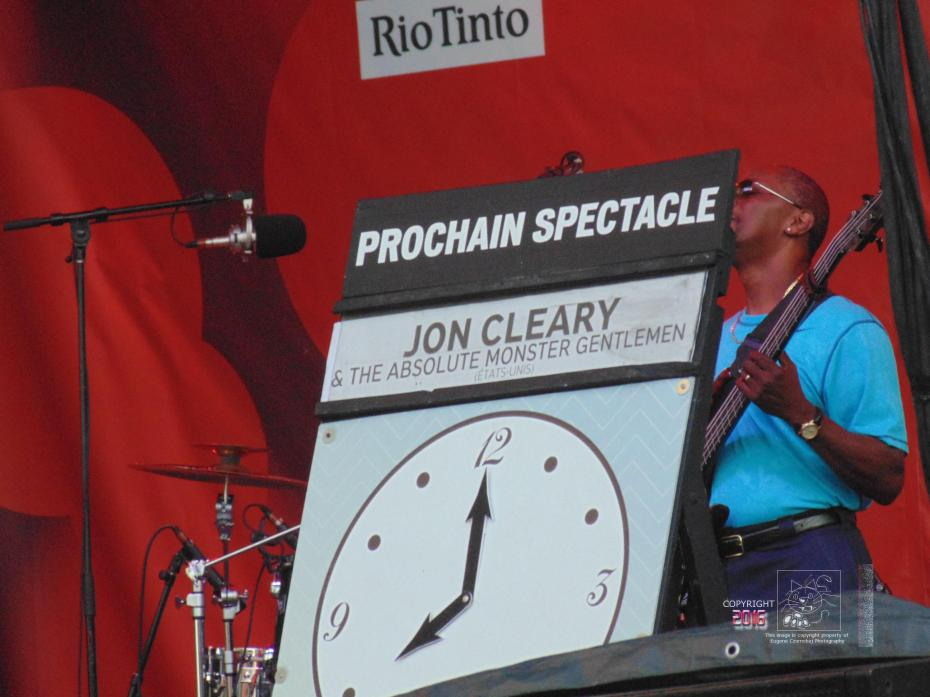 The 2016 Montreal Jazz Festival functioned like some musical clockwork.