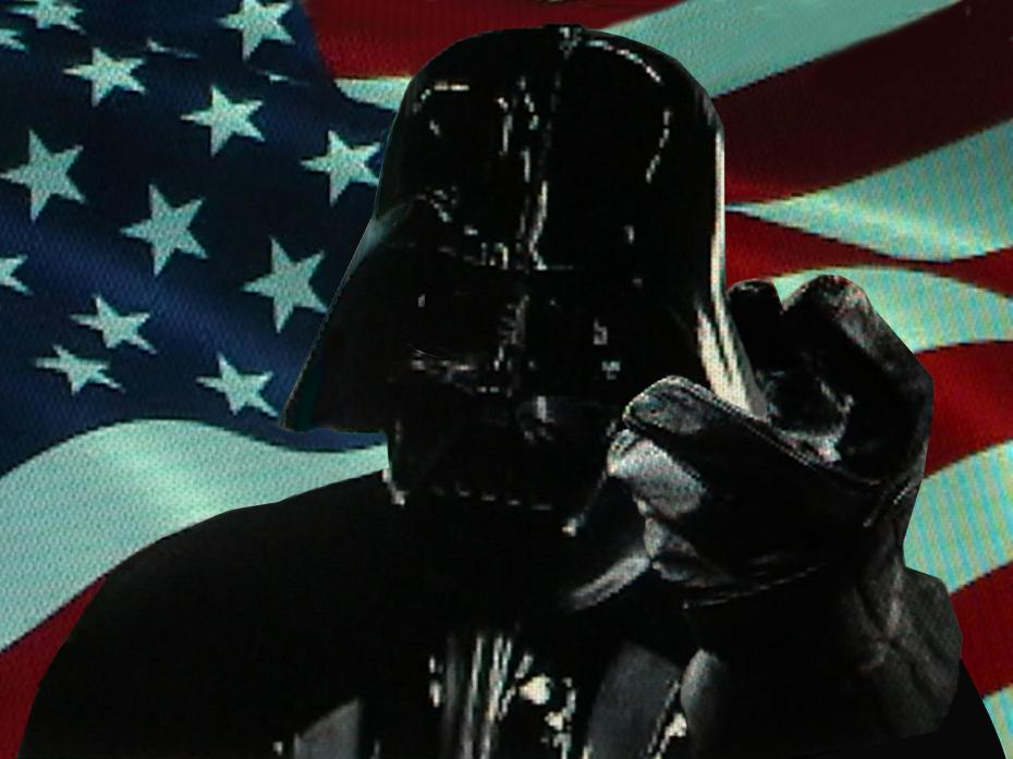 Make no mistake about it, Darth Vader will crush opposition and resistance is futile.