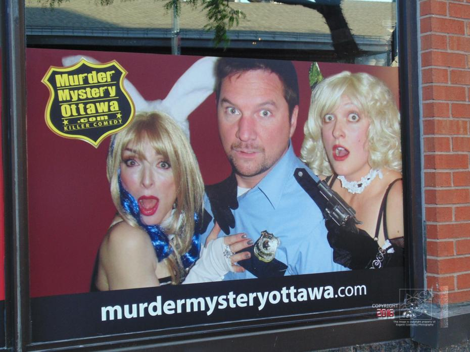 """Murderous fun happens in Ottawa as relatives, friends, and wise guys pay respect to """"The Codfather's"""" family."""