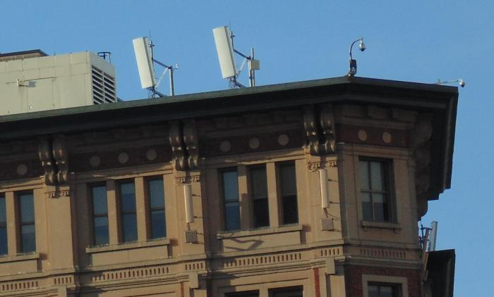 narrow microwave communication panels (4)