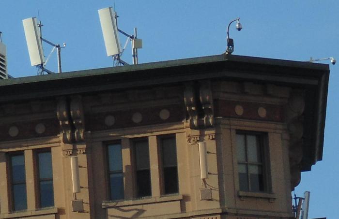 narrow microwave communication panels (5)