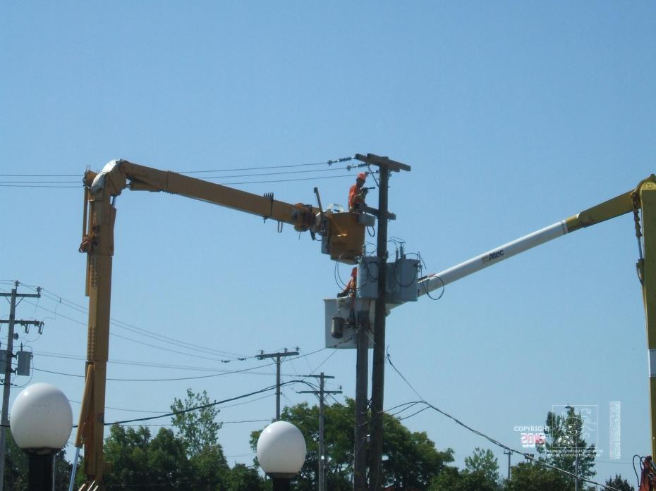 Urgent repair to power grid is important when meeting and maintaining power for exponential urban sprawl.