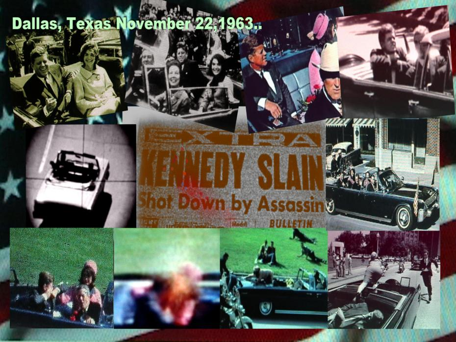 Elicit emotion about assassination of president of USA, John F Kennedy remains even today.