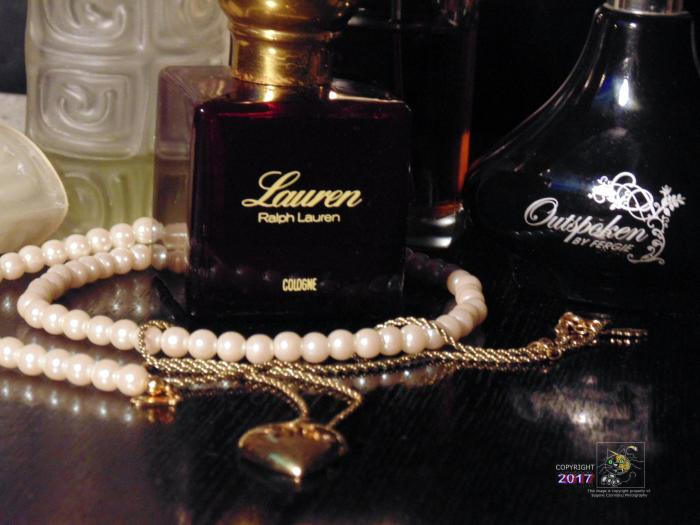 Each designer label perfume like those depicted convinces some consumers they are higher quality  products.