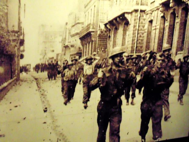 A nasty surprise awaited Canadian Dieppe raiders early that morning August 19, 1942 after Germans were alerted.