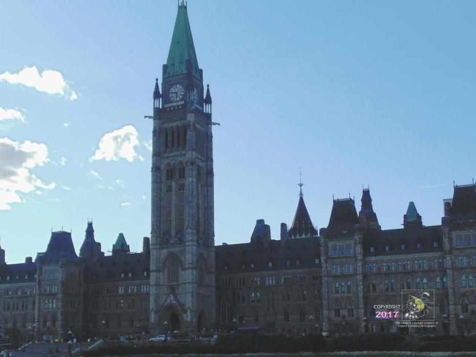 Parliament remains Canadian heritage originator because its lawmakers wield power for country.