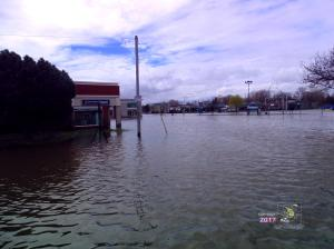 """Government unpreparedness exposed by """"flood of the century"""" in Quebec and Ontario from incessant spring rains affecting river water levels."""