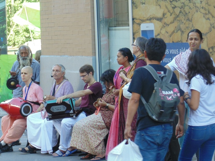 Hare Krishnas (IsKCON) a pagan, mono-deity, cult systematically deplete devotee's critical thought.