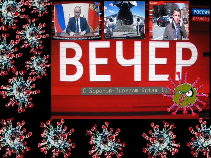 CoVid19 Targets Russia